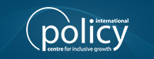 Acesse o portal International Policy Center for inclusive growth
